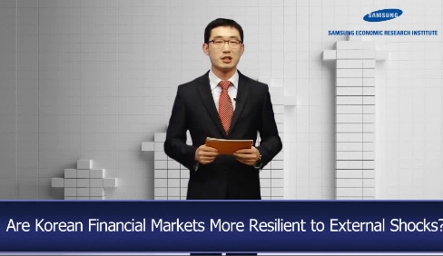 Are Korean Financial Markets More Resilient to External Shocks?
