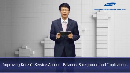Improving Korea's Service Account Balance: Background and Implications