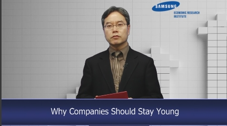 Why Companies Should Stay Young