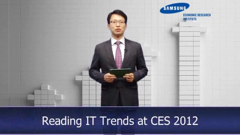Reading IT Trends at CES 2012