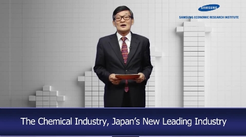 The Chemical Industry, Japan's New Leading Industry