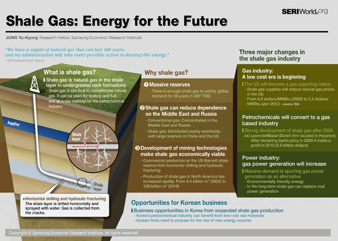 Shale Gas: Energy for the Future