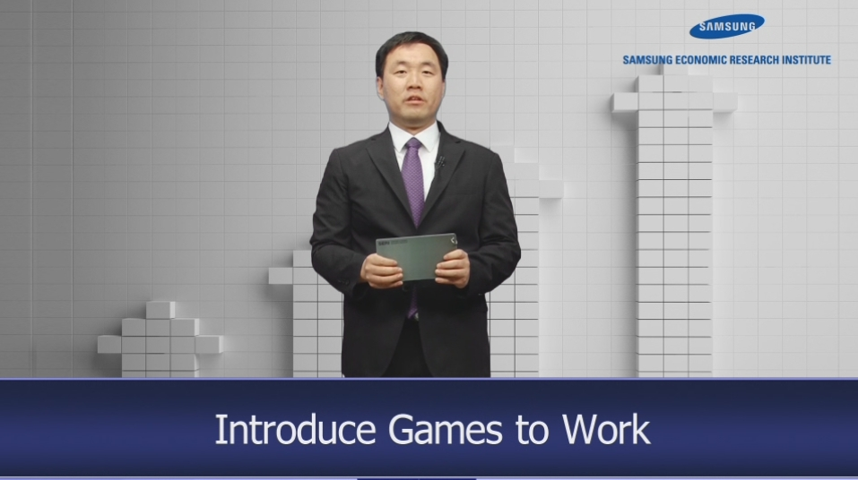 Introduce Games to Work